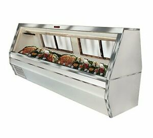 Howard mccray Sc cfs35 12 led 143 Deli Seafood Poultry Display Case
