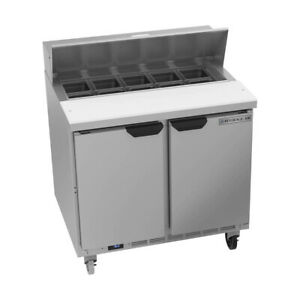 Beverage Air Spe36hc 10 36 Sandwich Salad Unit Refrigerated Counter