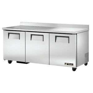 True Twt 72 hc 72 Work Top Refrigerated Counter
