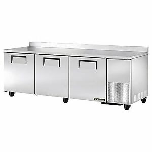 True Twt 93 hc 93 Work Top Refrigerated Counter
