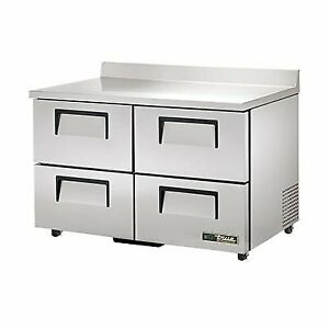 True Twt 48d 4 ada hc 48 Work Top Refrigerated Counter