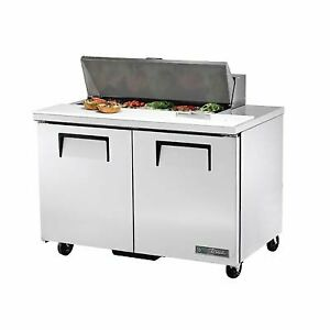True Tssu 48 10 hc 48 Sandwich Salad Unit Refrigerated Counter