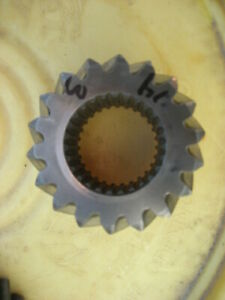 Muncie 4 Speed Front Reverse Idler Gear 1963 To 74 M 20 M 21 Chevy Pass Corvette