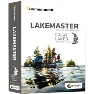 Lakemaster Maps+  Great Lakes V2