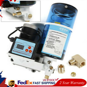 2l Automatic 24v Electric Lubrication Pump Butter Oiler Punch Grease Pump 6mpa