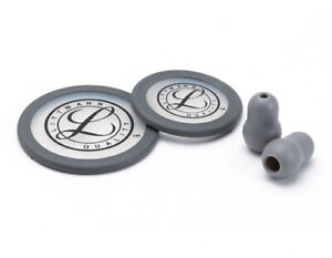 3m Littmann Spare Parts Kit Classic Iii Cardiology Iv Gray Model 40017