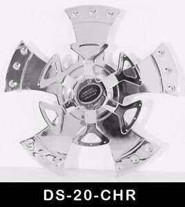 20 Inch Chrome Dual Spinners Wheels Rims Fit Any Car Free S H
