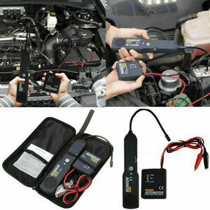 Automotive Cable Wire Tracker Short Open Finder Digital Repair Circuit Tester