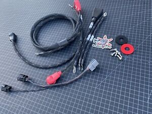 K Series Charge Harness And Ground Kit Combo Kswap K20 K24
