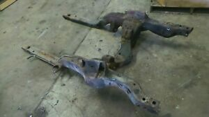75 81 Camaro Firebird Original Front Sub Frame Subframe Good For Rat Hot Rod