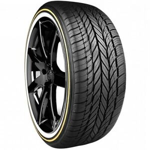 1 New Vogue Tire Radial Viii 205 55r16 2055516 02206599
