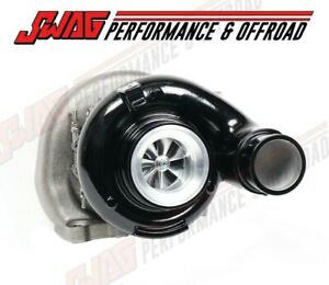 New He351ve Turbocharger For 07 5 12 Dodge 6 7 6 7l Cummins Diesel No Core