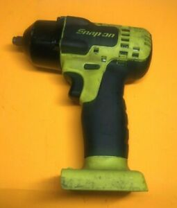 Snap on Cordless Ct8810bhv 3 8 Impact Wrench Tool Only