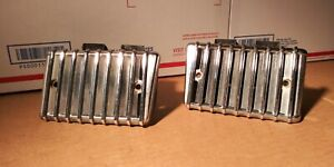 1979 1983 Toyota Truck Pick Up Hilux Cab Vents Chrome And Housings Oem
