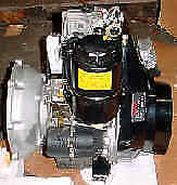 Deutz Ruggerini Diesel One Cylinder Air Cooled 9 5hp Rf121 Electric Start Engine