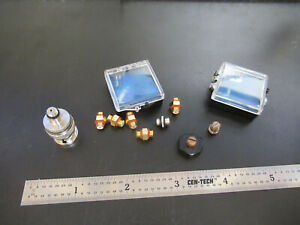 Pcb Piezotronics Accessories Lot Accelerometer Vibration Sensor As Pic a5 a 77