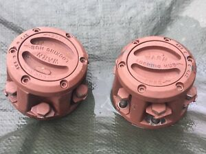 Willys Jeep Cj2a Mb Gpw Warn Lock Out Hubs Used
