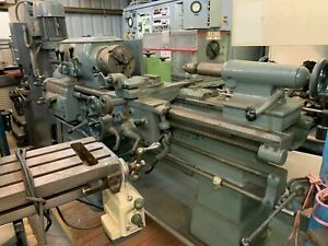 Hendy 12 X 30 Heavy Duty Engine Lathe With Taper Attachment