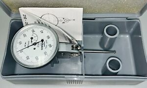 Brown Sharpe Compac 212gl Dial Test Indicator Range 3mm In Great Condition