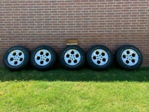 Jeep Wrangler Wheels And Tires Oem