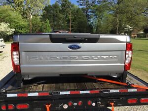 2020 Ford F 250 F350 Super Duty Camera Compatible Tailgate Tailgate Only