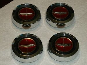 Nos 70 71 Torino Cobra Original Small Magnum Center Caps
