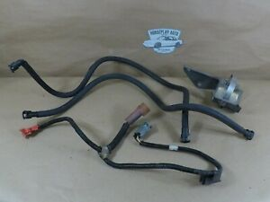 86 93 Mustang Efi Fuel Filter Wiring And Line Assembly