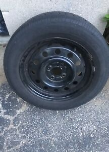 Goodyear Eagle Rs a 195 60r15 Tire New Rim Mounted Balanced