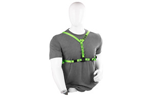 Notch Srs Chest Harness 33 49 Fully Adjustable Tree Climbing Arborist