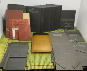 Lot 94 Kingsley Hot Foil Stamping Machine Medium Hard Specialty Cushion Boards