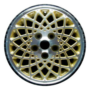Wheel Rim Chrysler Town And Country 15 1994 1995 Hy76pd2 Y044kd2 Gold Oe 2034