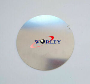 13 Inch Dia Aluminum Disc Circle Blank Plate Flat Sheet Round 2mm Thick