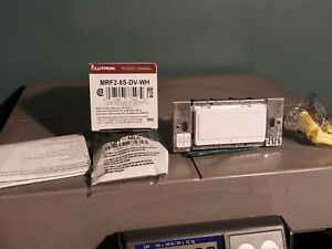 Lutron Mrf2 8s dv wh Maestro Wireless 8 Amp Multi location Rf Switch White