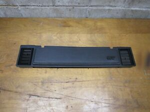 Ford Mustang Oem 82 83 84 Mustang Gt Ac Dash Trim Vents With Gt Emblem Panel