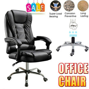 Office Chair Executive Computer Desk Chair Gaming Ergonomic Swivel Work Chair Us