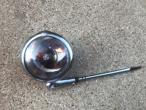 Vintage Car Spotlight Unity S 6 Car Light Antique Spotlight Police Cruiser
