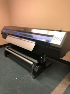 Roland Xc 540 Soljet Pro Iii Large Format Printer 54 Wide