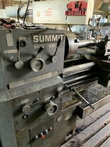 Summit 18 X 80 Engine Lathe