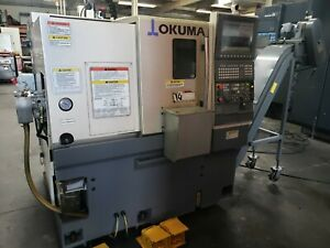 2010 Okuma Heritage Es l6ii Cnc Lathe Turning Center Loaded With Features