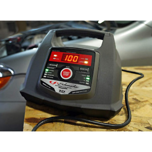Automatic Car Battery Charger 100 Amp Engine Starter Digital Display