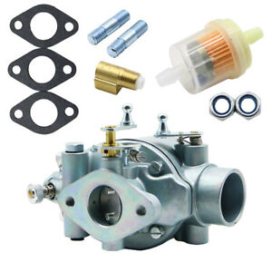 Carburetor With Gaskets For Ford Tractor 501 541 601 611 631 641 310746 Us Shipp