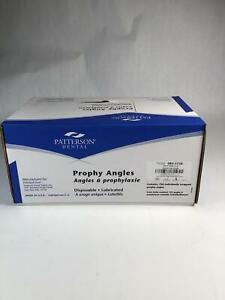 750pcs Dental Disposable Prophy Angles Firm Soft Pink Cup Top Quality 083 1735