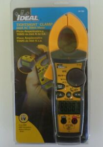 Ideal Tightsight Clamp 660a Ac Trms Meter