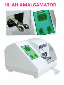 Dental Digital High Speed Amalgamator Amalgam Mixer Capsule Equipment Hl ah G5