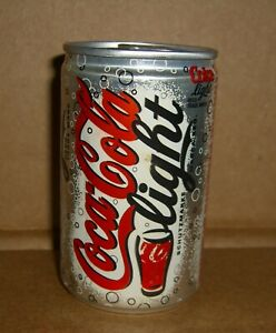 2000 Coca Cola Light Mini Can from Holland 150ml