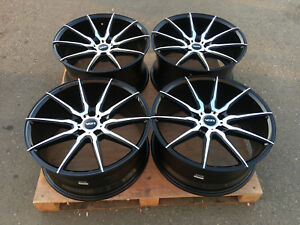 19 Staggered 300zx 240sx Rx7 Rx8 350z 370z G35 G37 Supra Mr2 Mustang Wheels Rims
