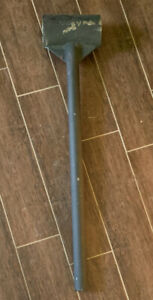 33lb Tire Hammer Black 3 Ft Many Scrapes Please See Pictures
