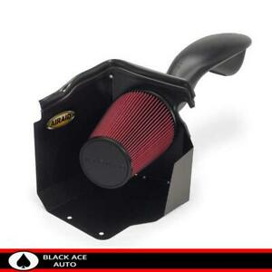 Airaid Cad Intake W red Dry Filter For Gm Truck 4 8 6 0l 99 07 Mechanical Fan