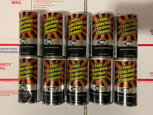 X10 Cans Bg Fuel Injection System Cleaner Pn 210 New