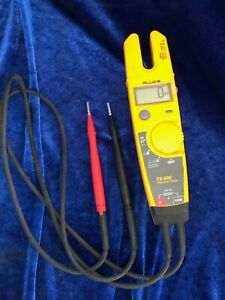 Fluke T5 600 Continuity And Current Tester brand New